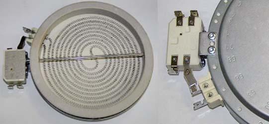 Варочная панель термопара ремонт