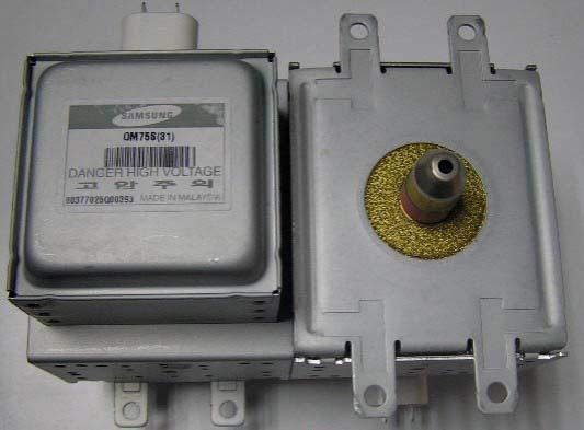 Магнетрон для микроволновки самсунг